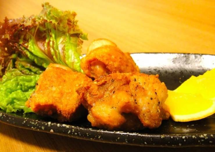 Deep fried chicken Karaage