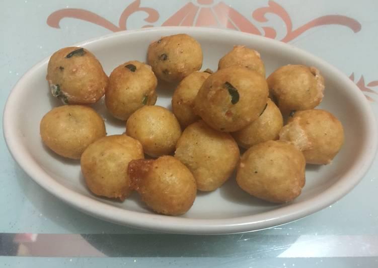 Potato Chees Balls