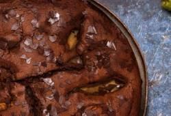 Preparazione di ricette Ricetta Torta Pere e Cioccolato delizioso