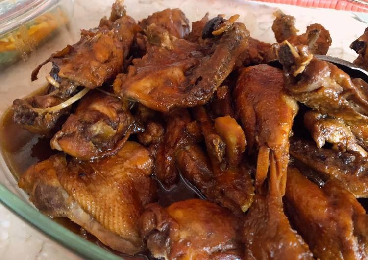 Semur Ayam Gurih