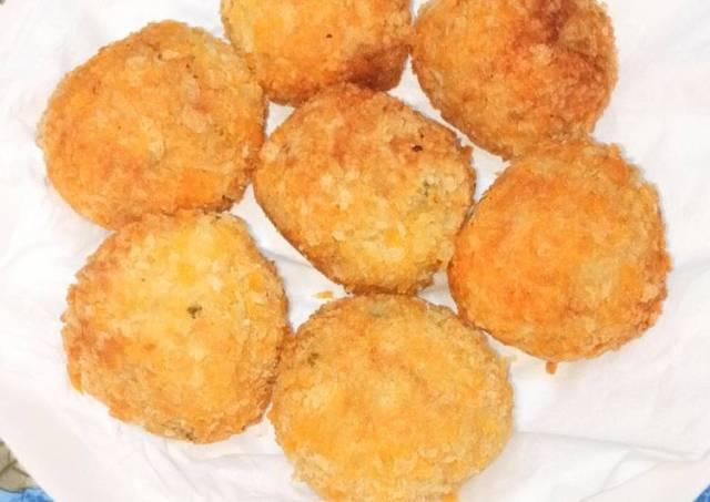 Kroket kentang ayam