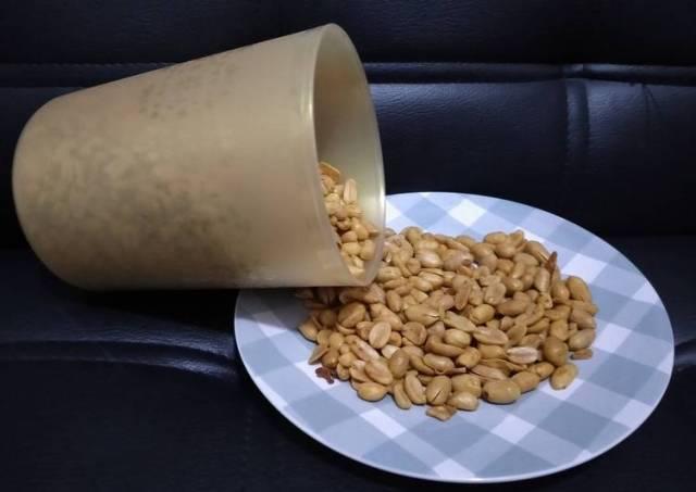 Kacang Goreng Renyah