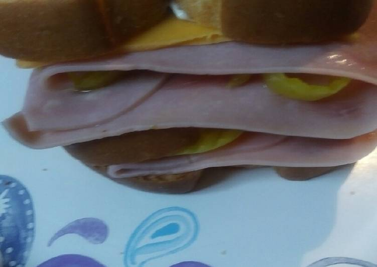 Yet another triple Sandwich