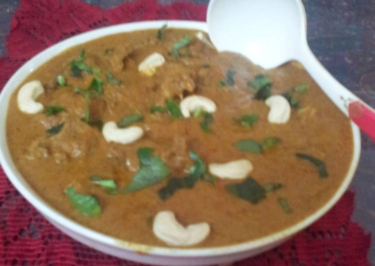 Butter chicken (indian Style)