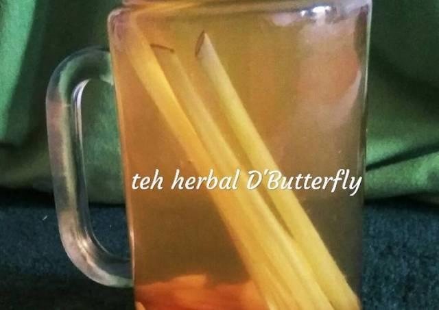 Teh herbal (minuman sehat)