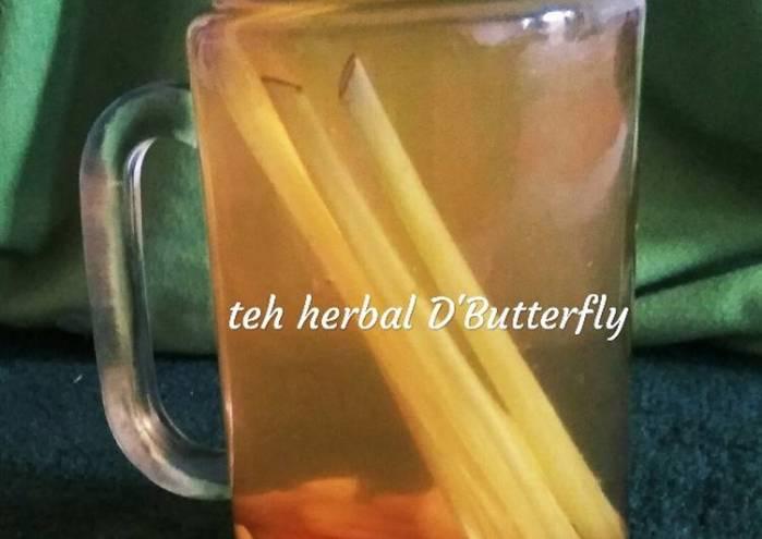 Resep Teh herbal (minuman sehat) Top