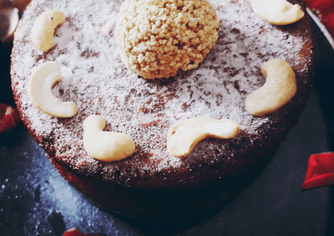 Amaranth Flour Healthy cake