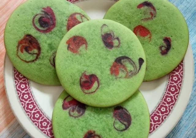 238) Jelita Cake Mini Pandan