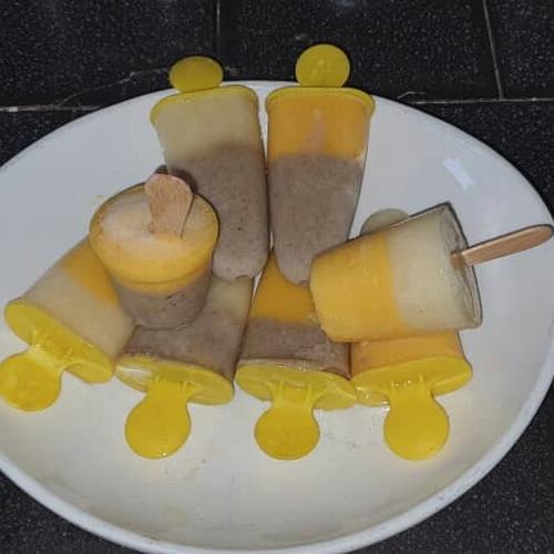 Refreshing Fruit Popsicles
