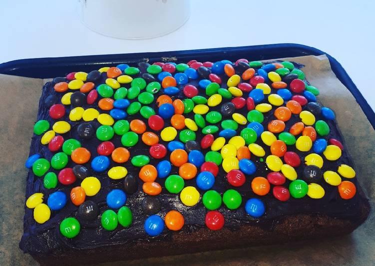 Easy chocolate cake!