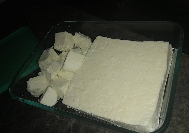 Indian style Paneer/cheese