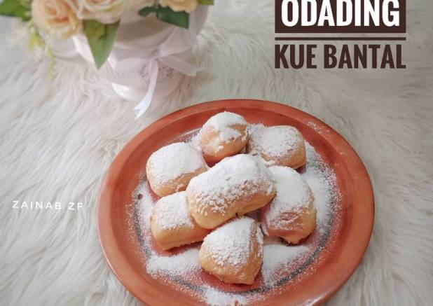 Odading / Kue Bantal