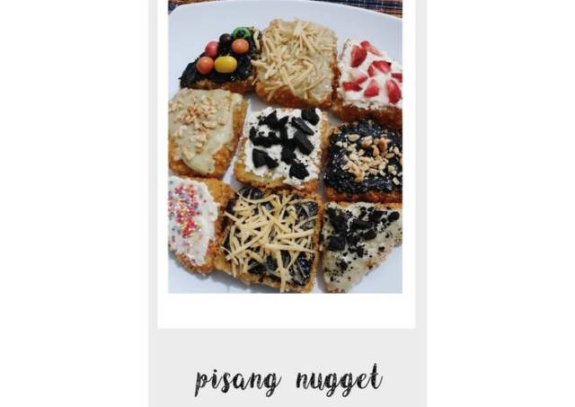 Pisang Nugget#2