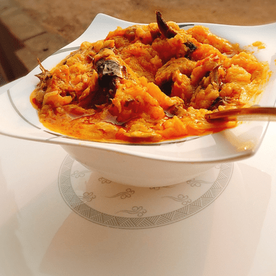 Ikokore Recipe by Homemealss Catering Services. - Cookpad