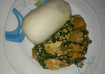 yam and okro weird food combinations that Nigerians love