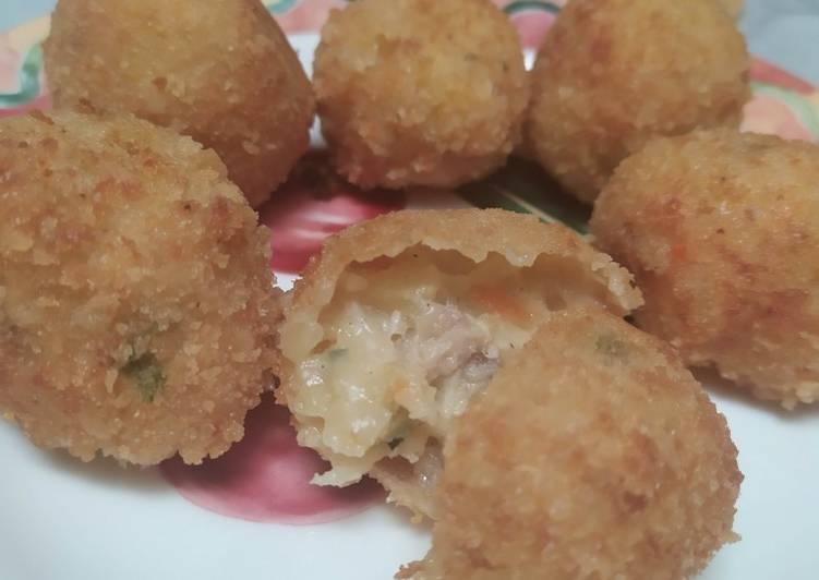 Bitter ballen keju kentang