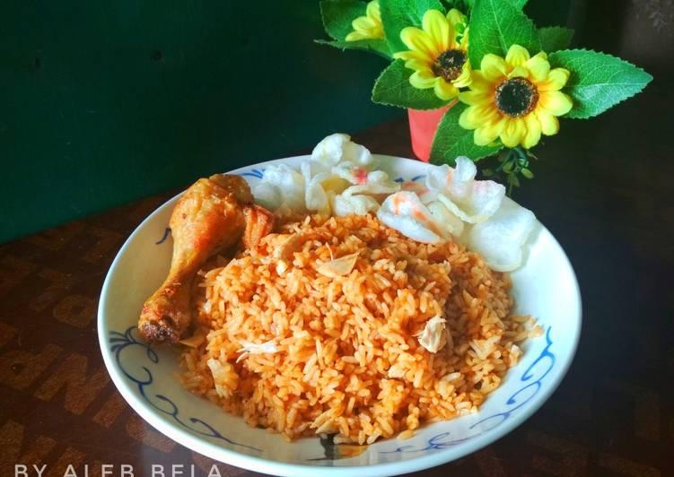 Nasi Goreng Ayam Sederhana