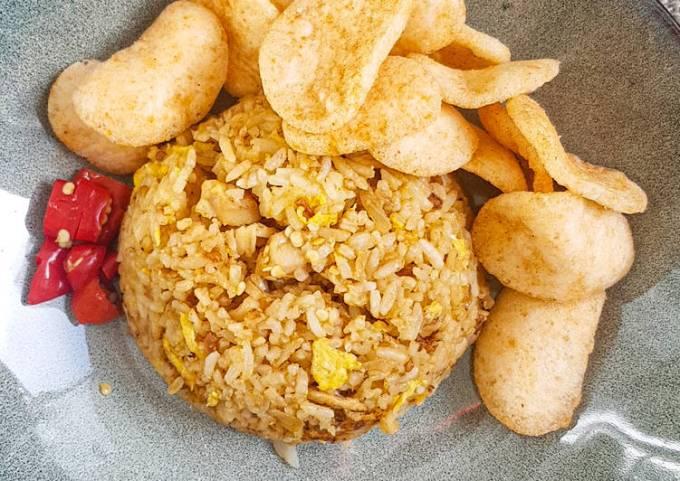Nasi Goreng Kampung (Kampung Fried Rice)