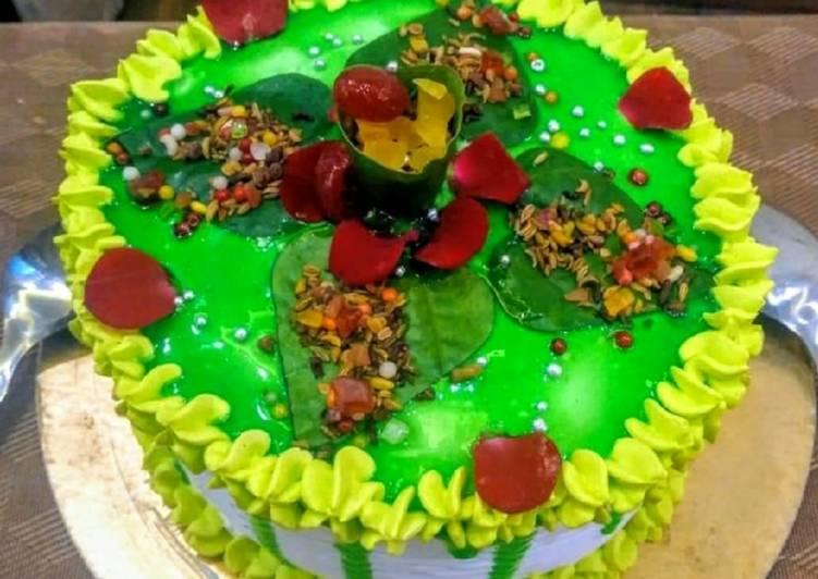 Paan Bahar Cake