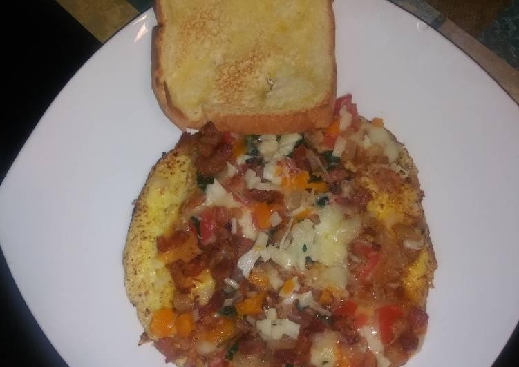 Omelette Heaven
