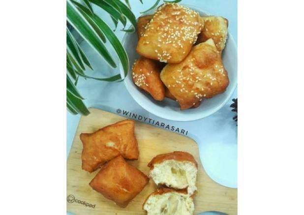 Odading atau Roti Goreng (tanpa ulen)