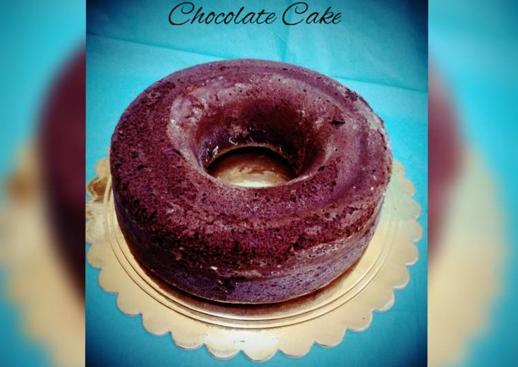 No oven Decadent Chocolate Cake
