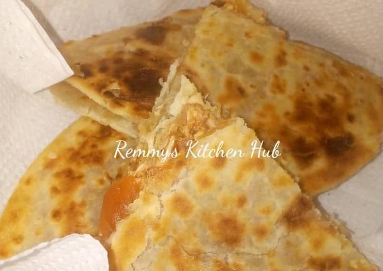Homemade Quesadillas #mykidsfavouritedish