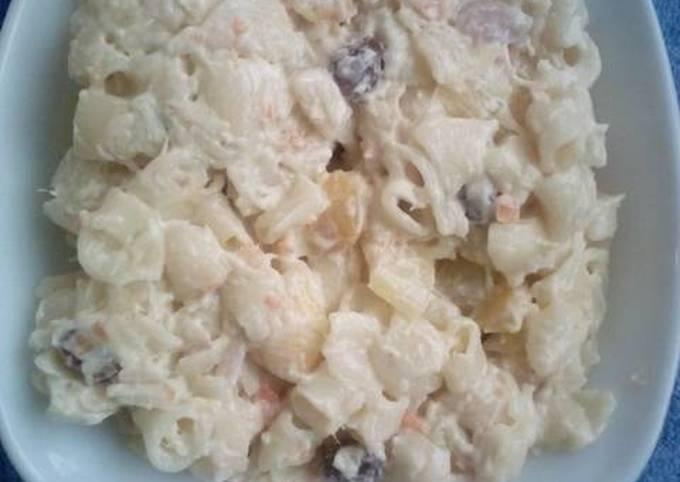 Macaroni Salad Ala Mango