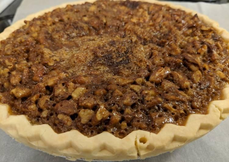 Mrs. L.B.J.'s Pecan Pie
