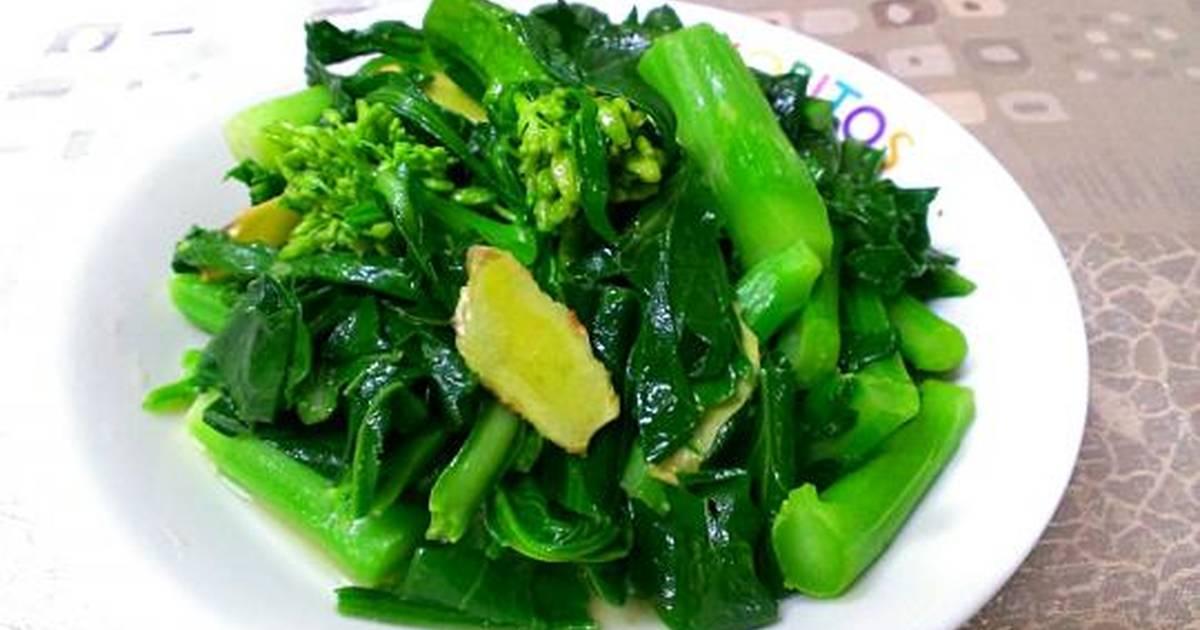mayli chen 的簡單煮藝 發表的 炒芥蘭菜花 食譜 - Cookpad