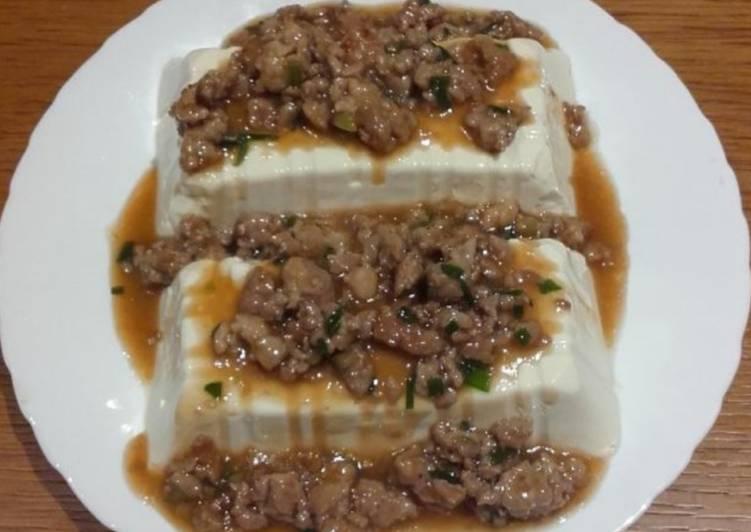 Steam Soft Tofu