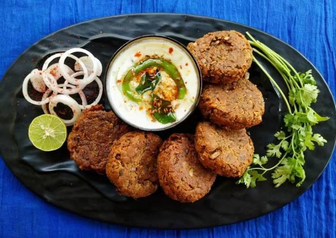 Veg Shammi Kebabs