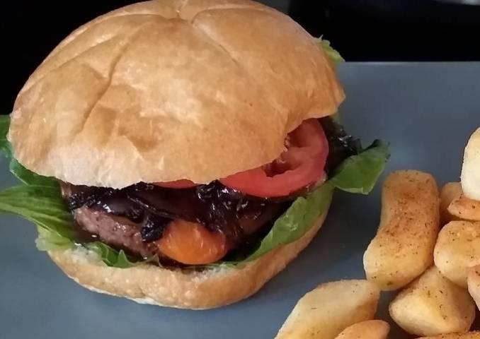 Vegetarian Classic Burger