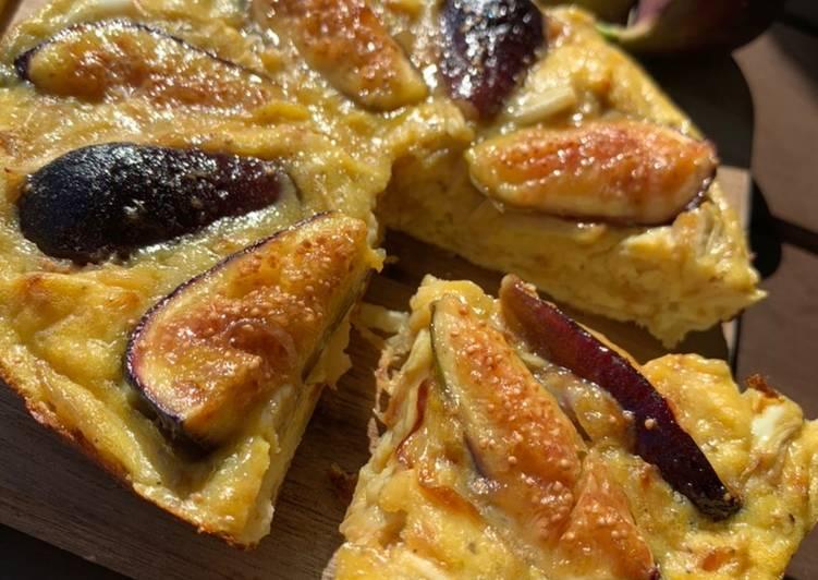 Fig Omelet
