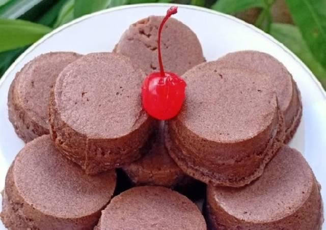 Bakpia Kukus Coklat