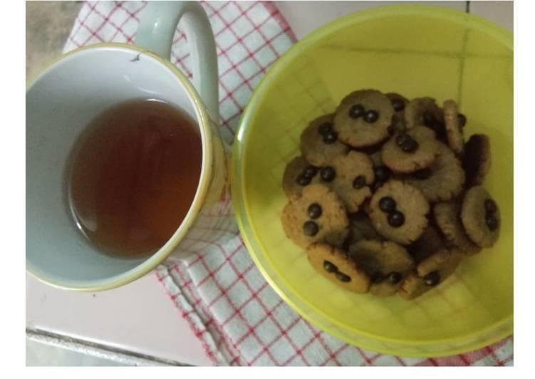 Cookies coklat wajan