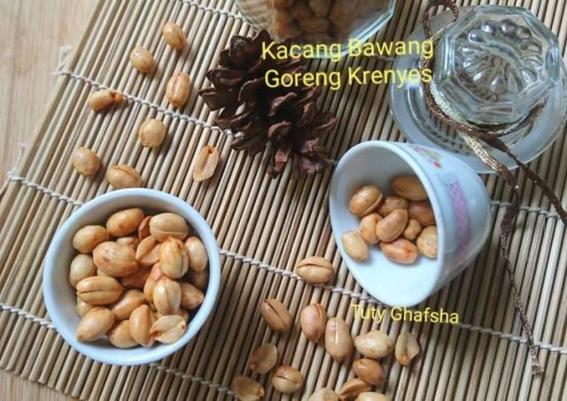 Kacang Bawang Goreng Krenyes #BandungRecook2_PujiWinarni