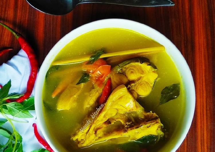 Pindang Ikan Patin khas Palembang