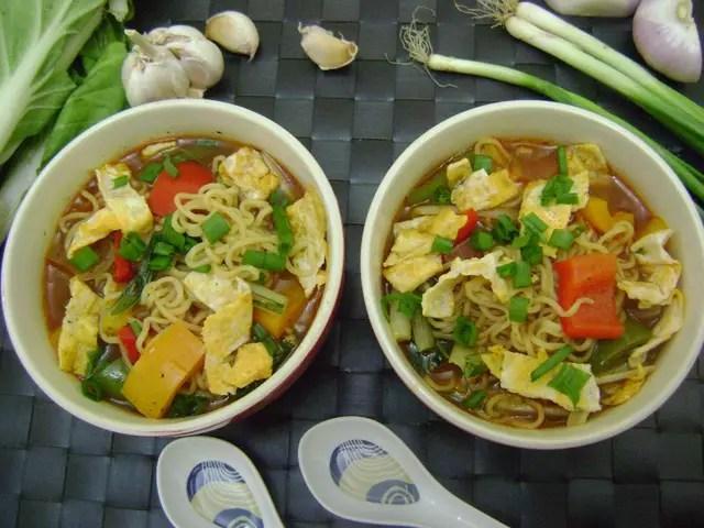 Thukpa Soup
