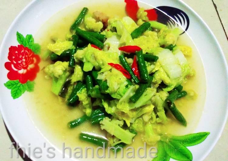 Mix Sayur Simple