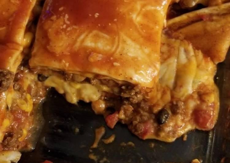 Lasagna Mexicana