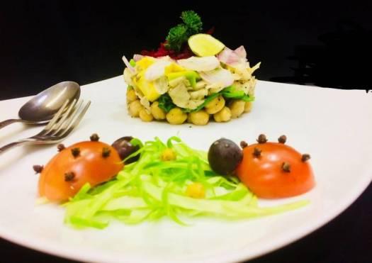 Ostreatus Salad
