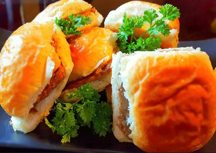 Mike's Own-White Castle Cheese Sliders®