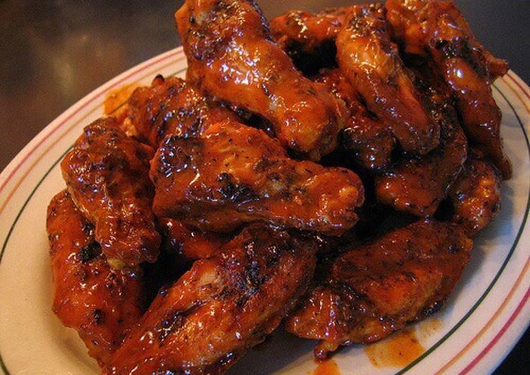 Hot 🌶 wings