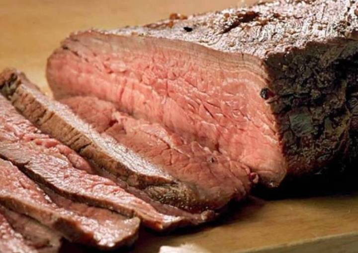 Santa Maria-style Tri-Tip Beef Roast