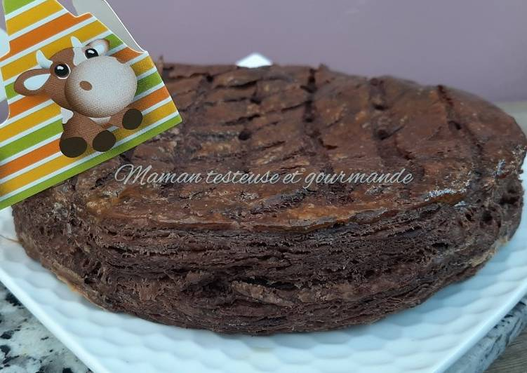 Galette 100% chocolat