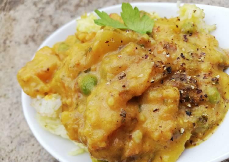 (Sweet) Potato - Aloo Curry