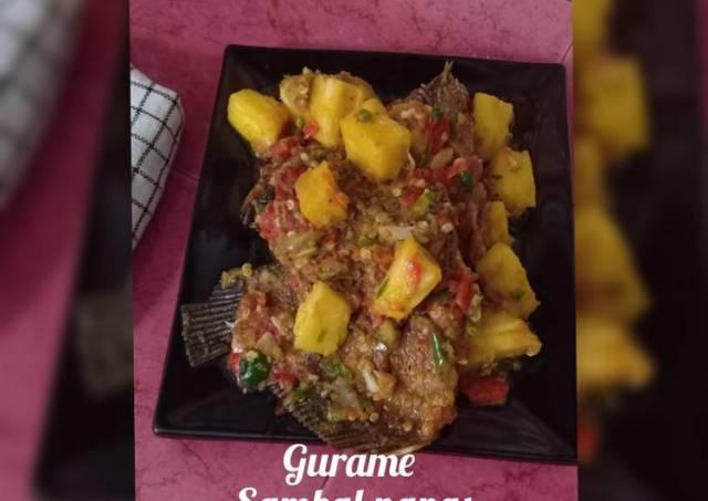 Gurame sambal nanas