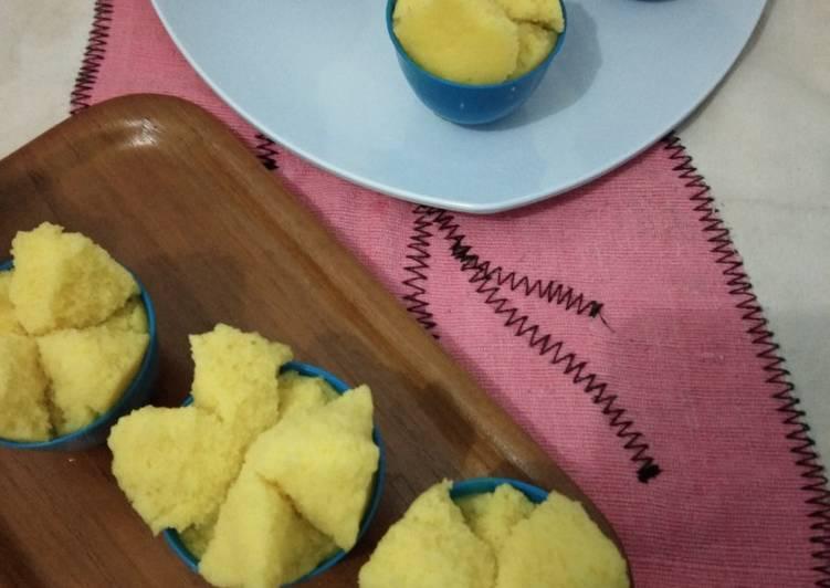 Resep Kue mangkok mekar/ kue apem tepung beras Top