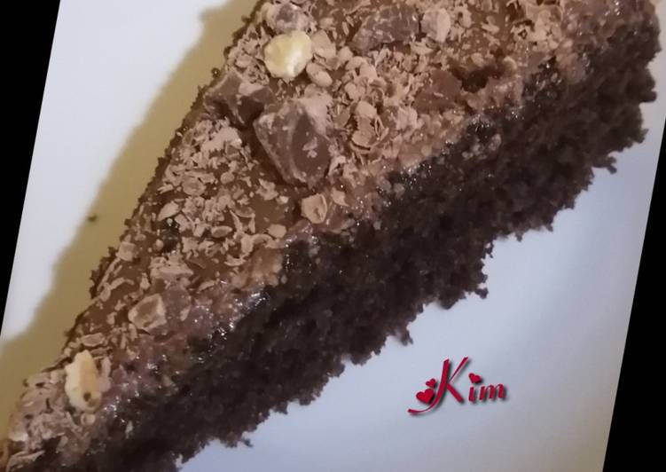 Moist microwave chocolate cake 🍫 🍰 👌